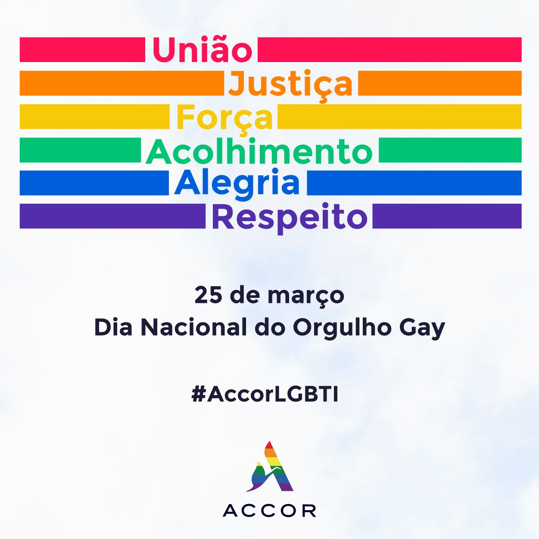 Dia Nacional do Orgulho Gay