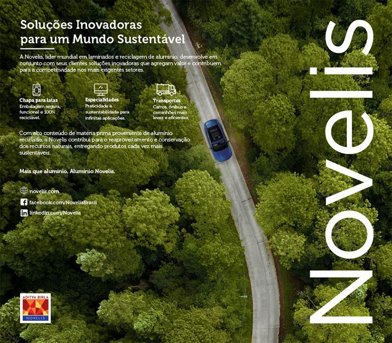 Novelis soluções inovadoras para um Mundo Sustentável
