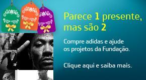 Anúncio Adidas e Fundação Telefonica Vivo