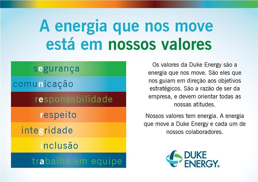 Duke Energy - Energia