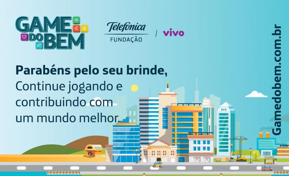 Fundação Telefonica - Game do Bem