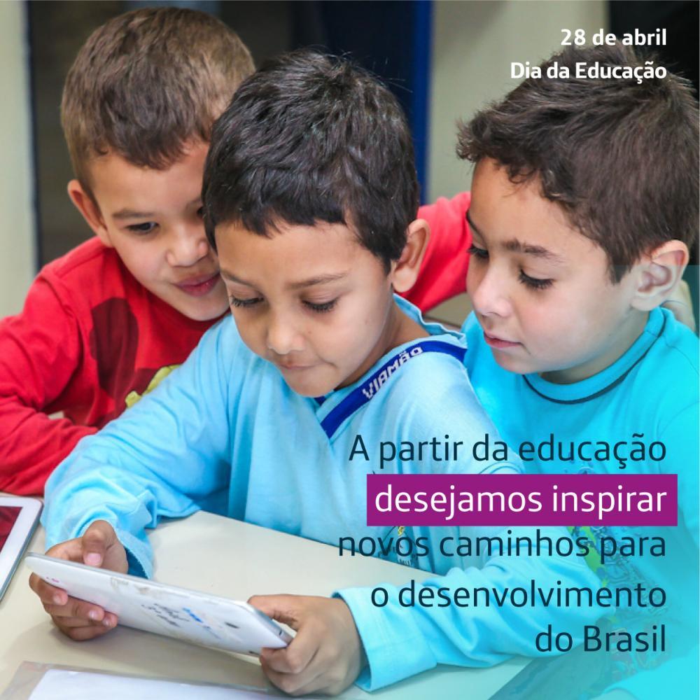 Fundação Telefonica - Dia da Educação